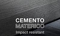 Eriliselt vastupidav Cemento Materico